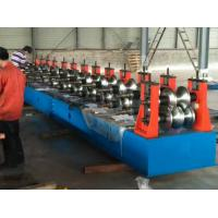 Buy cheap 40 KW Highway Guardrail Roll Forming Machine product