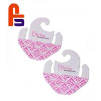 Buy cheap 15*15cm Compact Size Good Looking For Women Shoes Custom Cardboard Hangers from wholesalers