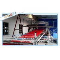 Buy cheap Plastic PVC Anti-Slip Mat Production Line / Extrusion Line / Manufacturing Machine from wholesalers