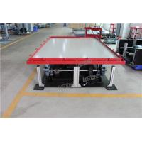 Buy cheap Easy Install Vibration Testing Services , Shaker Testing Device Fixed Amplitude from wholesalers