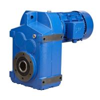 Buy cheap Micro Parallel Shaft Gear Reducer Speed Reducing Gearbox FF47 Replace SEW F Series from wholesalers