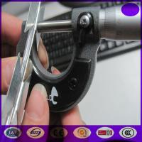 Buy cheap 10-15 meter  /roll Electro Galvanized concertina cross Razor barbed wire from wholesalers