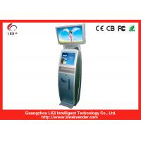 Buy cheap Water-proof Dual Screen Kiosk Steel With TFT LCD Advertising Monitor from wholesalers