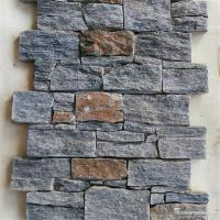 Buy cheap Natural Stone Wall Decorative Ledge Stone Building Material With Cement Backed from wholesalers