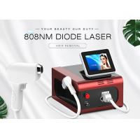 Buy cheap 500W 808nm Diode Laser Epilation Equipment / Hair Removal Machine from wholesalers