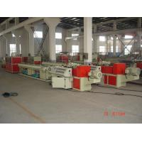 Buy cheap Garden PVC Tube Making Machine Double Screw PVC Fiber Reinforced Hose Extrusion Line from wholesalers