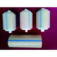 Buy cheap Waterproof Cement Plant Nylon Conveyor Rollers / Small Diameter Conveyor Rollers from wholesalers