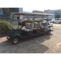 Buy cheap Green Color Club 8 Seater Golf Carts 48V Battery For Multi Passenger from wholesalers