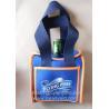Buy cheap Fashion neoprene cooler 6 bottle pack hand bag, sublimation neoprene bottle from wholesalers