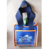 Buy cheap Fashion neoprene cooler 6 bottle pack hand bag, sublimation neoprene bottle cooler bag, from wholesalers