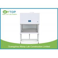 Buy cheap 5 Feet Vertical Clean Room Lab Equipment / Sterile Laminar Flow Fume Hood from wholesalers
