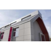 China Color Through Exterior Fiber Cement Board External Wall Cladding Ce Approved on sale