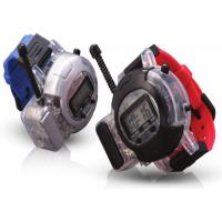 Buy cheap 2pcs in 1 set Children Watch Walkie Talkie Multiplayer Cool Electronic Gadgets for Kids Gift from wholesalers