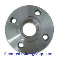 Buy cheap 2205 (UNS No. S31803), 2507 (UNS No. S32750)Duplex Steel Blind Flanges from wholesalers