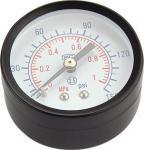 Buy cheap Pneumatic Pressure Gauge MPA / PSI Scale , Air Line Pressure Regulator from wholesalers