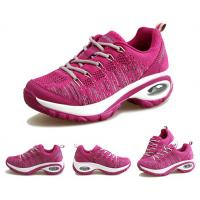 Buy cheap Fashion Outdoor Running Shoes Womens , Air Cushioned Walking Shoes For High Arches from wholesalers