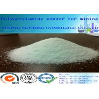 Mining Polyacrylamide Powder Off White Granular Powder For Increasing Water Viscosity