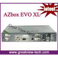 Buy cheap Azbox EVO XL hd satellite receiver for south america product