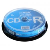 Buy cheap Blank CD-R 700MB 80MINS in 10pcs cake box package product