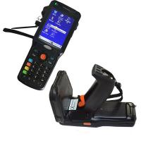 Buy cheap Capacitive GPS WIFI Bluetooth Handheld RFID Reader 1D Barcode Laser Scanner from wholesalers