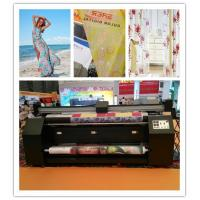 Buy cheap Wide Format Digital Fabric Printing Machine For Beach / Sublimation Flag from wholesalers