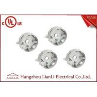 Buy cheap Grey Aluminum Round Weatherproof Conduit Box 5 Holes 1/2 3/4 from wholesalers