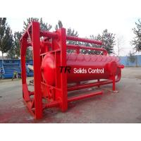 Buy cheap Mud gas separator Liquid gas separator from wholesalers