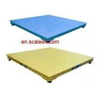 Buy cheap Small single-layer electronic weighbridge product