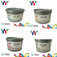 Buy cheap YT-06 eco-friendly soya offset printing ink for melamine from wholesalers