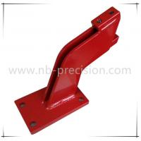 Buy cheap China Sheet Steel Plate Welding Base Bracket for Agriculture from wholesalers