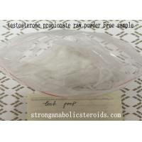 Buy cheap Test Prop Raw Steroids Powder Testosterone Propionate 57-85-2 For Bodybuilding product