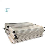 Buy cheap Hollow Fiber MBR Biological Reactor Wastewater Treatment Recycling Flat Sheet from wholesalers