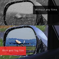 Buy cheap NEW MARKET UV protection anti rain anti oil anti water dust remover safety car ant fog mirror film from wholesalers