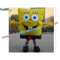 Buy cheap Lovely Moving Cartoon Costume advertising inflatable for promotional product