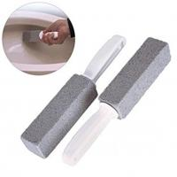 Buy cheap Pumice Cleaning Stone with Handle, Toilet Toilet Bowl Ring Pumice Stick Deep Stains Rust Hard Water Ring Remover from wholesalers