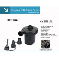 Buy cheap HT-196 DC Electric Air Pump In Camping & outdoor product