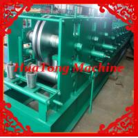 Buy cheap C / U Steel Purlin Roll Forming Machine Hydraulic For Roofing Sheet from wholesalers