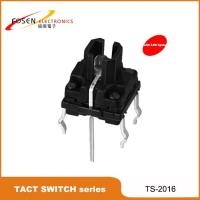 Buy cheap IP67 waterproof led illuminated tact switch TS-2016 push button switch from wholesalers