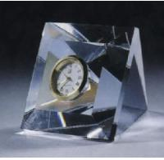 Buy cheap Crystal Cube Diamond Clock (JY0402) from wholesalers