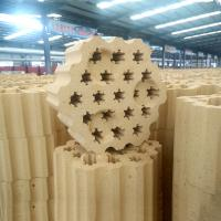 Buy cheap 19 holes lattice brick for hot blast stove from wholesalers