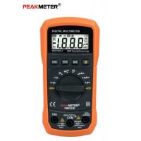 Buy cheap High Precision Digital Multimeter With Auto Range And Temperature Measurement from wholesalers