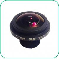 Buy cheap 3 In 1 Mobile Cell Phone Camera Lens Phone Clip Fisheye Lens With Wide Angle 5MP from wholesalers