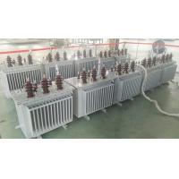 SFZ11 35KV 3 Phase Step Down Transformer , Oil Immersed Transformer For Power Station