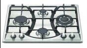 Buy cheap Gas Hob with 4 Heads and Iron Burner Cap XR-KT-S4061A from wholesalers