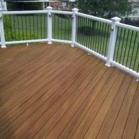Buy cheap Terrace Board, New Composite Wood Technology, Superb Stain Resistance from wholesalers