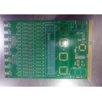 Buy cheap Finger Thick Gold PCB Power Electronic PCB Multilayer Pcb  Consumer Electronics PCB Smart Home PCB product