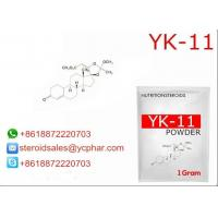 Buy cheap YK11 SARMS Anabolic Steroids Hormone Powder Natural Supplement For Athletes from wholesalers