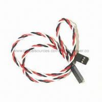 Buy cheap 420mm Servo Extension Cord and Cable, Used for RC Car, Plane and Helicopter Servo Connection from wholesalers