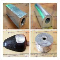 Buy cheap casting AZ63 High Potential Magnesium Sacrificial Anode protection from wholesalers