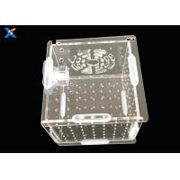 Buy cheap Aquarium Acrylic Modern Furniture / Clear Acrylic Isolation Box For Baby Fish product